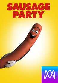 Sausage Party - Vudu SD (Digital Code)