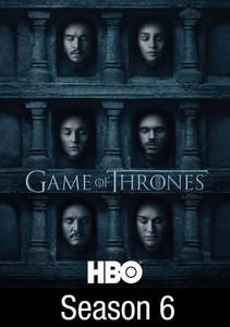 Game of Thrones: Season 6 - iTunes HD (Digital Code)