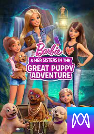 Barbie & Her Sisters in the Great Puppy Adventure - iTunes HD (Digital Code)