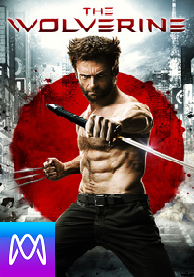 The Wolverine - Vudu HD or iTunes HD (Digital Code)