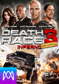 Death Race 3: Inferno Unrated - Vudu HD (Digital Code)