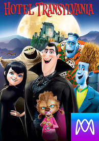 Hotel Transylvania - Vudu HD or iTunes HD via MA (Digital Code)