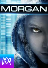 Morgan - Vudu HD or iTunes HD via MA (Digital Code)