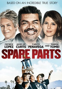 Spare Parts - Vudu SD (Digital Code)