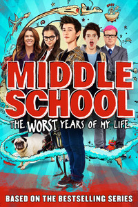 Middle School: The Worst Years of My Life - Vudu HD (Digital Code)