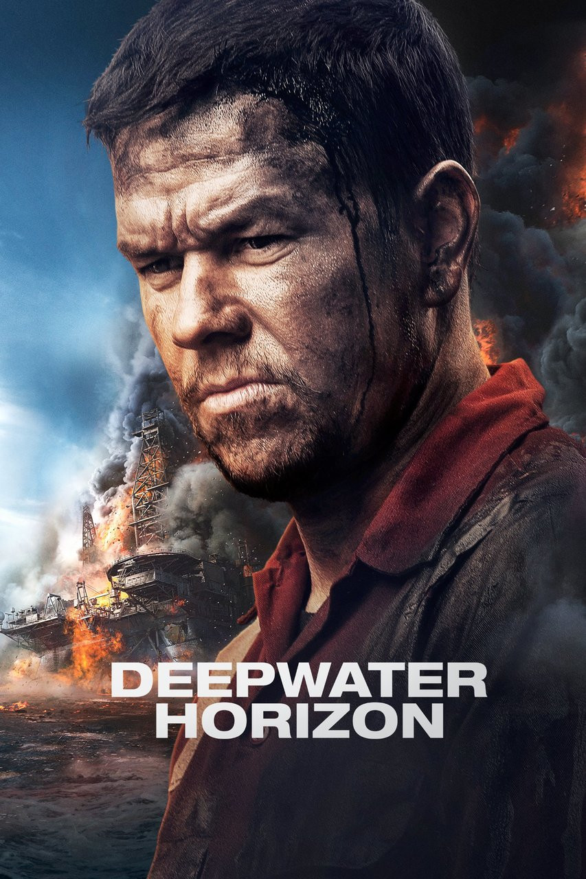 Deepwater Horizon (2016) Hindi Dual Audio 480p BluRay x264 ESubs 300MB