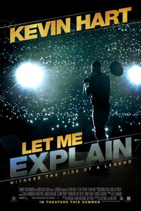 Kevin Hart: Let Me Explain - Vudu HD (Digital Code)