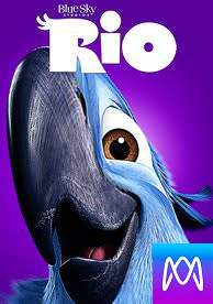 Rio - Vudu HD or iTunes HD via MA (Digital Code)