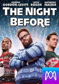 Night Before - Vudu HD or iTunes HD via MA (Digital Code)