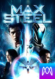 Max Steel - iTunes HD (Digital Code)