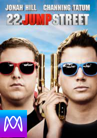 22 Jump Street - Vudu SD or iTunes SD via MA (Digital Code)