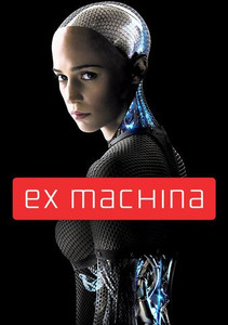 Ex Machina - Vudu HD (Digital Code)