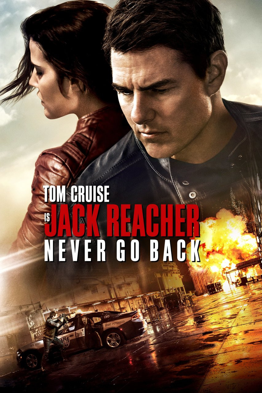 Jack Reacher: Never Go Back - Vudu HD (Digital Code)