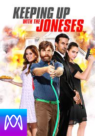 Keeping Up With the Joneses - Vudu HD or iTunes HD via MA (Digital Code)