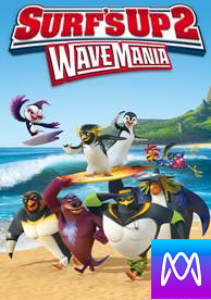 Surf's Up 2: Wave Mania - Vudu SD or iTunes SD via MA (Digital Code)
