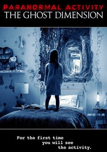 Paranormal Activity: The Ghost Dimension - iTunes HD (Digital Code)