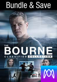 Bourne Ultimate 5-Movie Collection - iTunes HD (Digital Code)