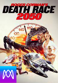 Roger Corman's Death Race 2050 - Vudu HD (Digital Code)