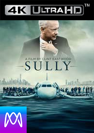 Sully - Vudu HD4K/UHD  or iTunes 4K via MA (Digital Code)