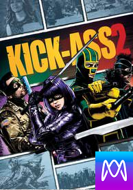 Kick-Ass 2 - Vudu HD (Digital Code)