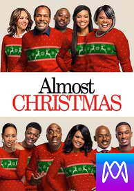 Almost Christmas - Vudu HD (Digital Code)