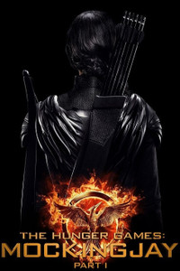 The Hunger Games: Mockingjay Part 1 - Vudu HD (Digital Code)