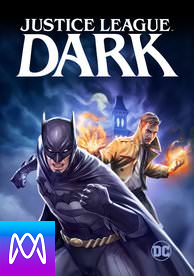 Justice League Dark - Vudu HD or iTunes HD via MA (Digital Code)