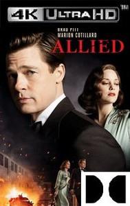 Allied - iTunes 4K (Digital Code)