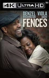 Fences - iTunes 4K (Digital Code)