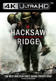 Hacksaw Ridge - iTunes 4K (Digital Code)