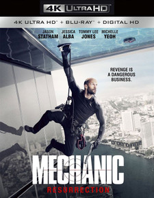 Mechanic Resurrection - 4K UHD (Digital Code)  - Please Read Description