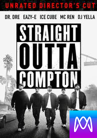 Straight Outta Compton Unrated Director's Cut - Vudu HD (Digital Code)