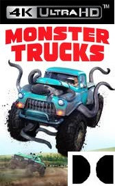 Monster Trucks - iTunes 4K (Digital Code)