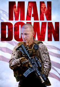 Man Down - Vudu HD (Digital Code)