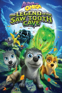 Alpha and Omega: The Legend of the Saw Tooth Cave - Vudu SD (Digital Code)
