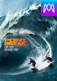 Point Break - Vudu HD or iTunes HD via MA (Digital Code)