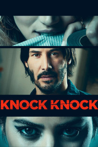 Knock Knock - Vudu HD (Digital Code)