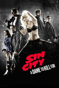 Sin City: A Dame to Kill For - Vudu HD (Digital Code)