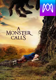 A Monster Calls - Vudu HD (Digital Code)
