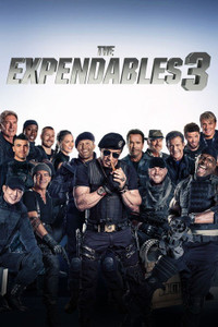 The Expendables 3 - Vudu SD (Digital Code)