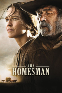 The Homesman - Vudu SD (Digital Code)