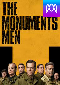 Monuments Men - Vudu SD or iTunes SD via MA (Digital Code)