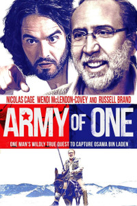 Army of One - Vudu HD (Digital Code)