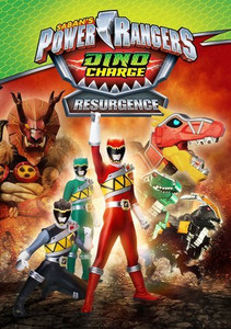 Power Rangers: Dino Charge Resurrgence - Vudu SD (Digital Code)