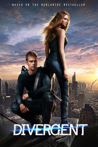 Divergent - Vudu SD (Digital Code)