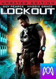 Lockout: Unrated - Vudu SD or iTunes SD via MA (Digital Code)