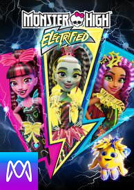 Monster High: Electrified - Vudu HD (Digital Code)