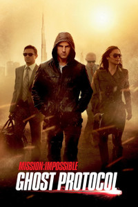 Mission Impossible: Ghost Protocol - Vudu SD (Digital Code)