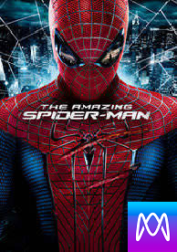 Amazing Spider-Man - Vudu SD or iTunes SD via MA (Digital Code)