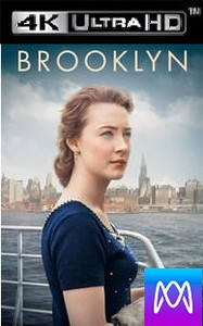 Brooklyn - Vudu HD or iTunes 4K (Digital Code) PLEASE READ DESCRIPTION